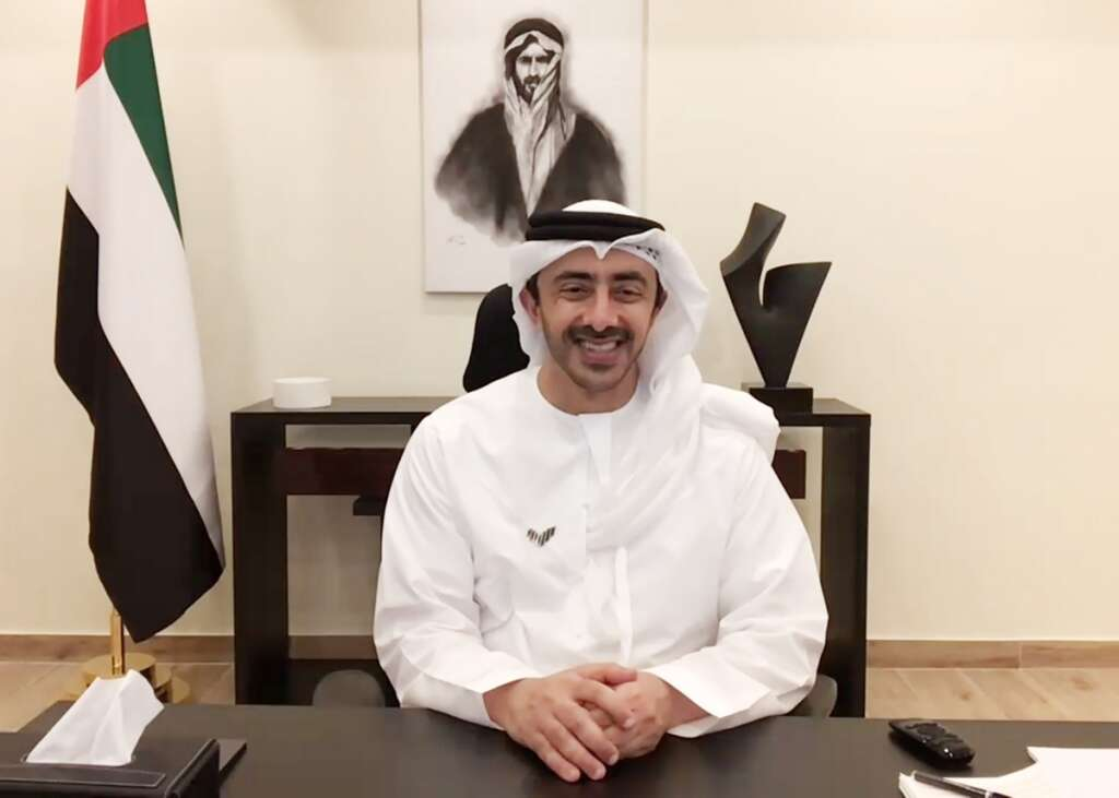 change, Middle East, sends, hope, around, world, Sheikh Abdullah