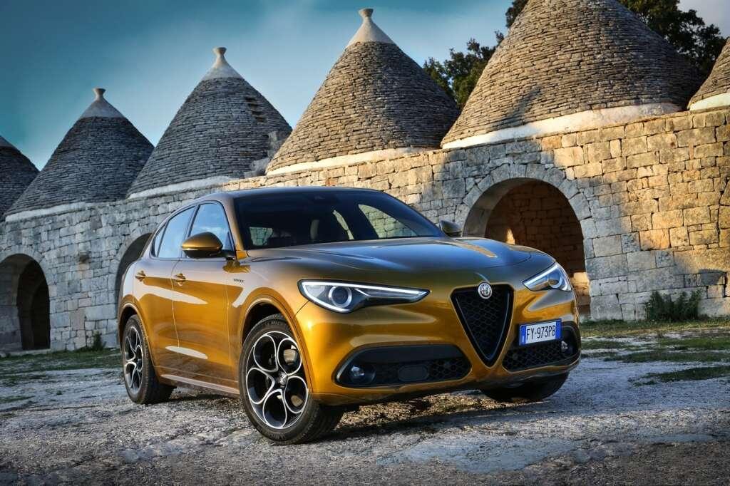 Car review: Alfa Romeo Stelvio - a fun UAE SUV