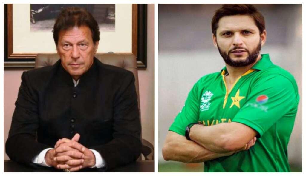 Shahid Afridi reacts to Imran Khan's statement on Pulwama