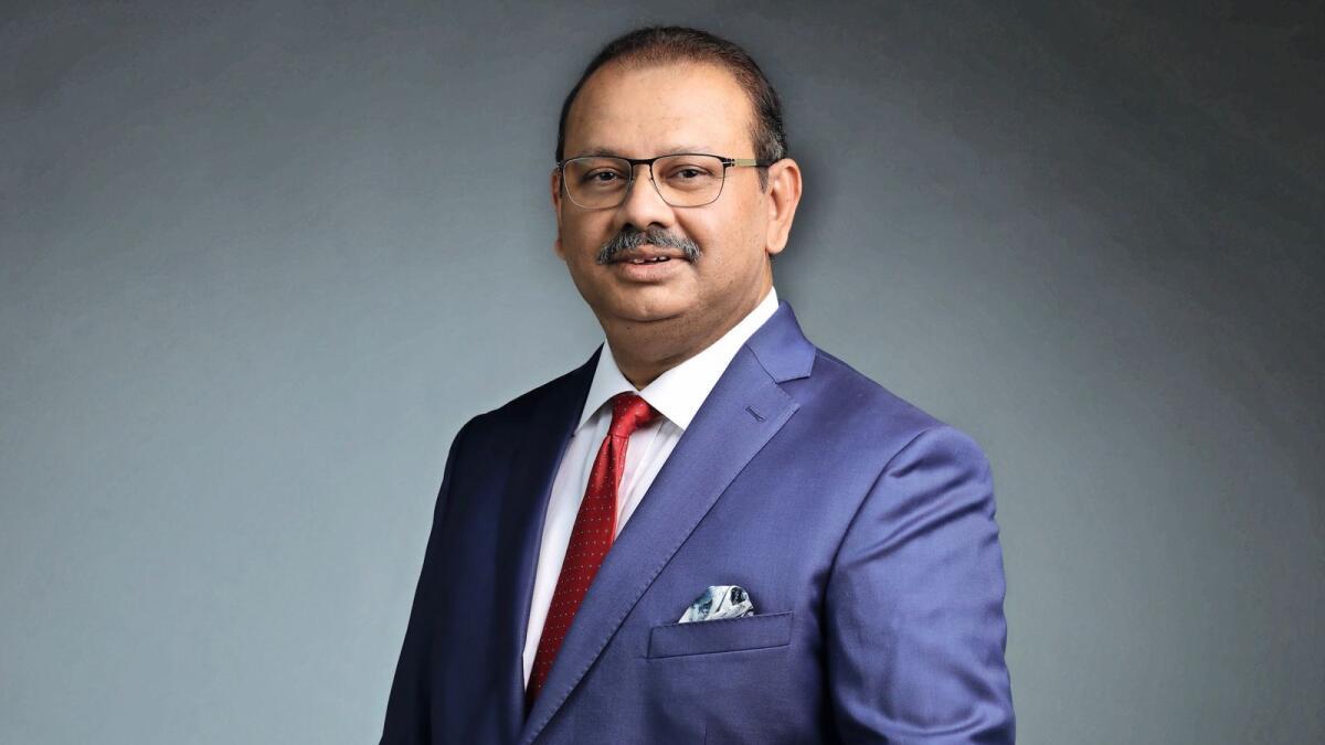 Mohammed Fazal Mawjood Managing Director and Chairman Heartland General Trading Company