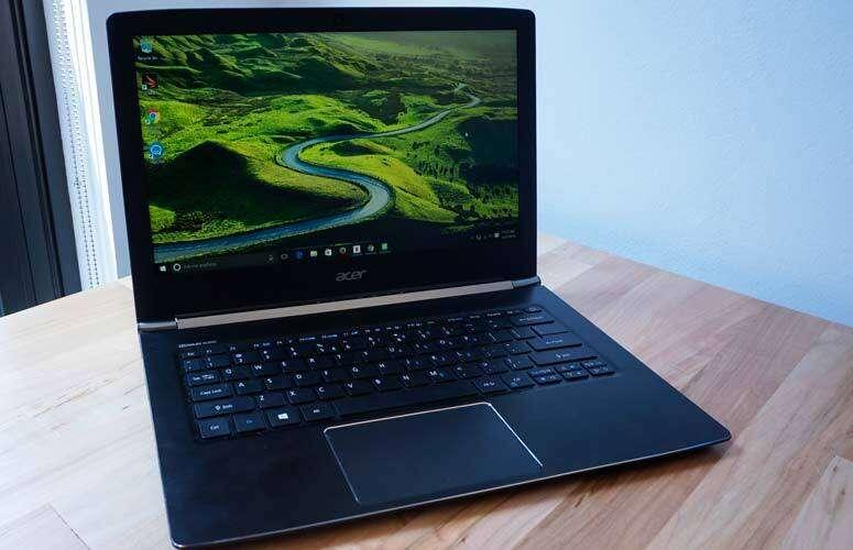 Sharaf DG slashes Dh600 off an Acer laptop - News | Khaleej