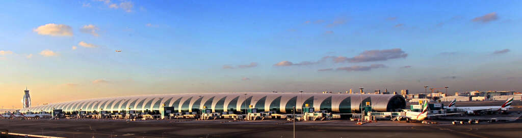 Dubai International airport on track for another record year