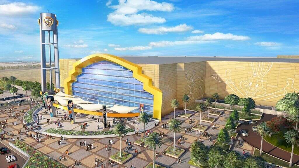 Warner Bros. theme park to come up in Abu Dhabi
