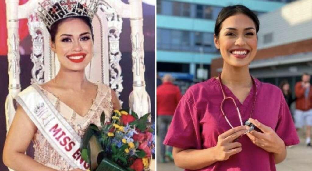 Miss England, coronavirus, Covid-19 outbreak, Bhasha Mukherjee