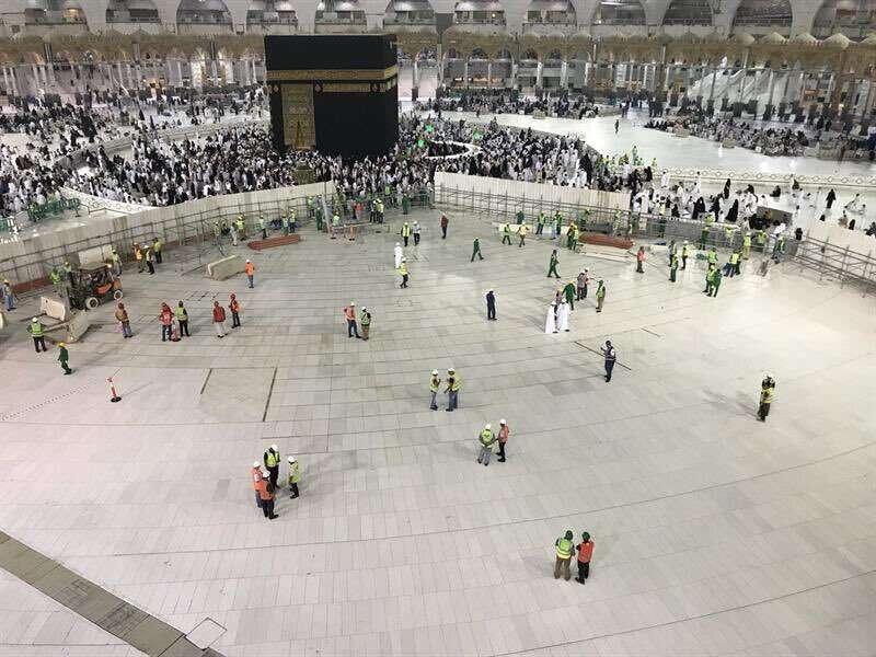 Makkahs Zamzam well to be renovated