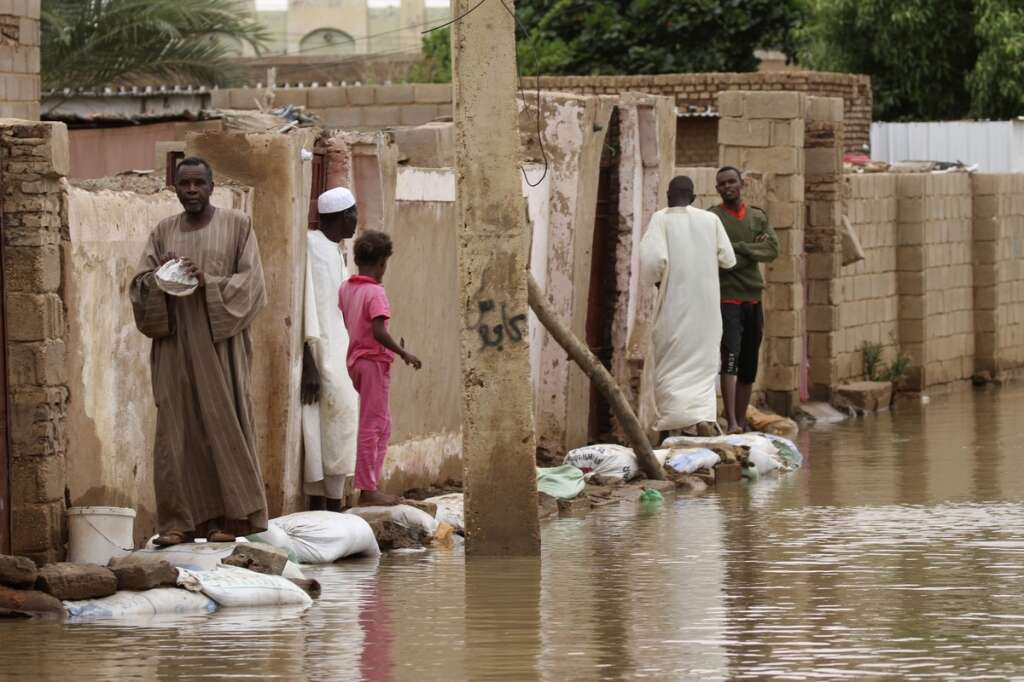 Sudan, 100,000 houses, Burhan