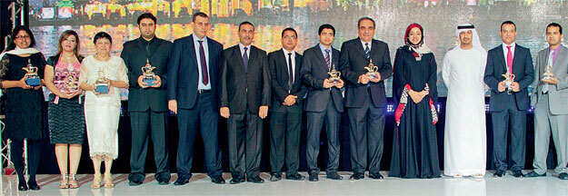 KT bags three Global Village media awards