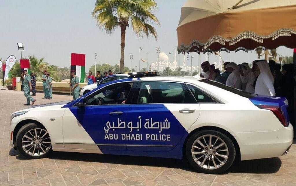 Video Brand New Abu Dhabi Police Vehicles Revealed Khaleej Times