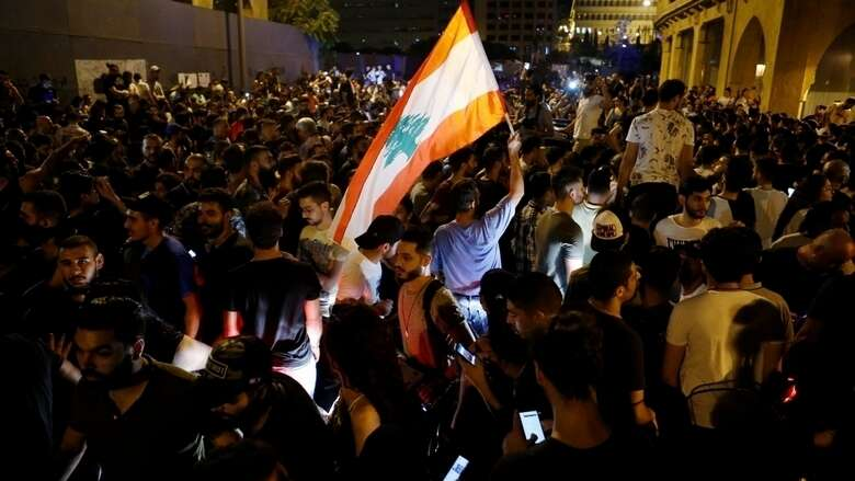 lebanon, protests, timeline, lebanese protests, key dates, highlights, important dates