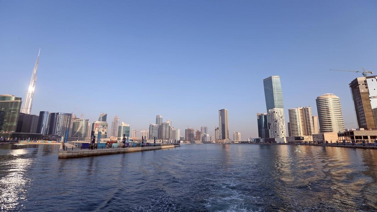 Dubai realty market rides on robust off-plan demand