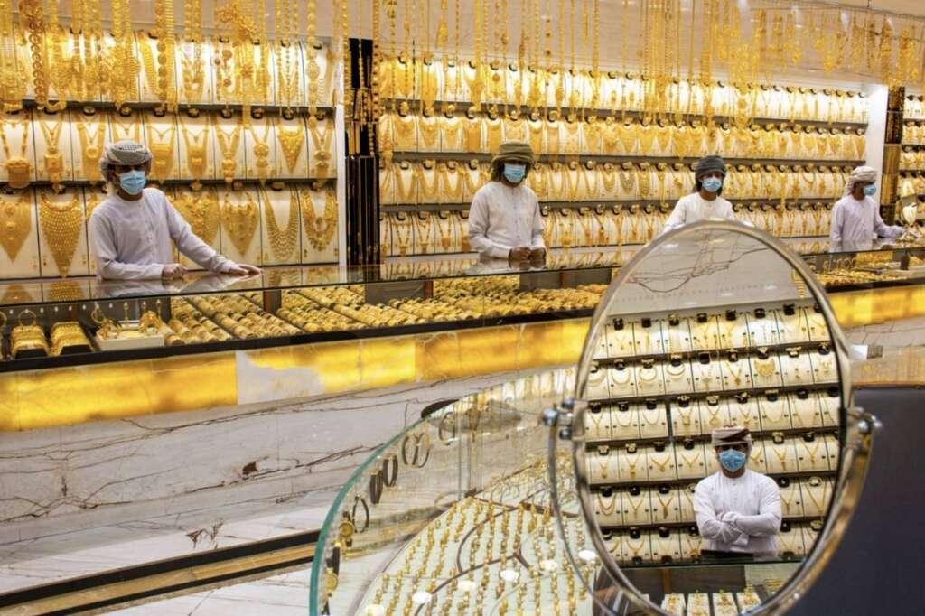 Combating coronavirus, covid19, More than 500 shops, open, Dubai, deira Gold Souq