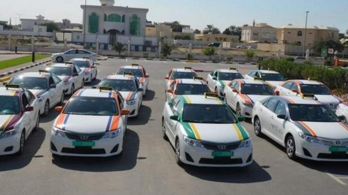 Taxi fare increased by Dh2 in Sharjah