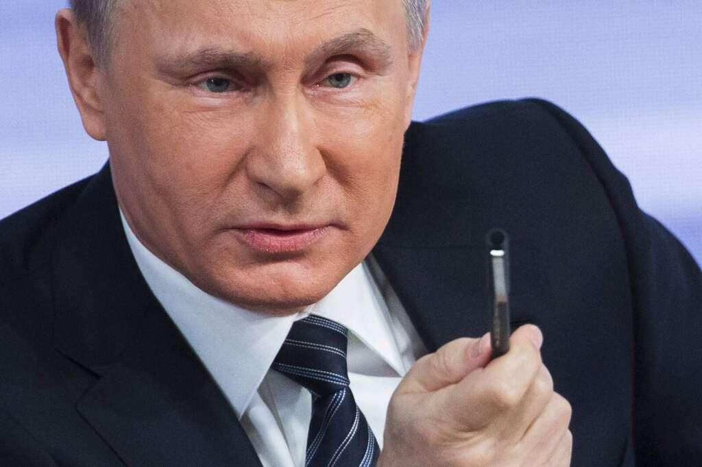 Putin: Syria operation will continue until talks begin