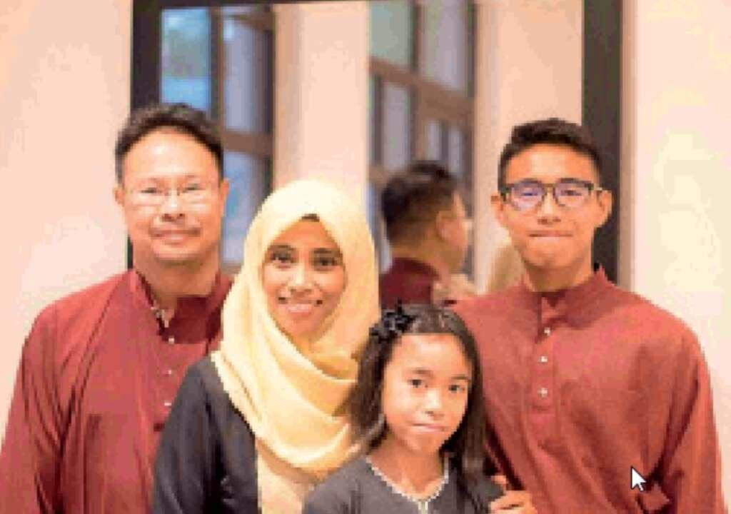 coronavirus, covid19, Dubai, UAE family,