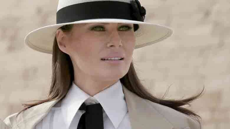 I'm the most bullied person, says Melania Trump