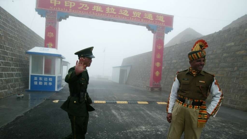 India, China, agree, resolve, dispute, border, Ladakh region, Indian foreign ministrry