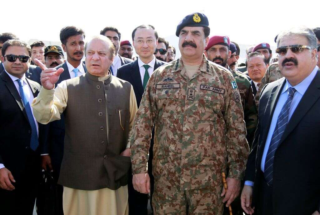Dont take our patience for weakness: Paks outgoing army chief to India