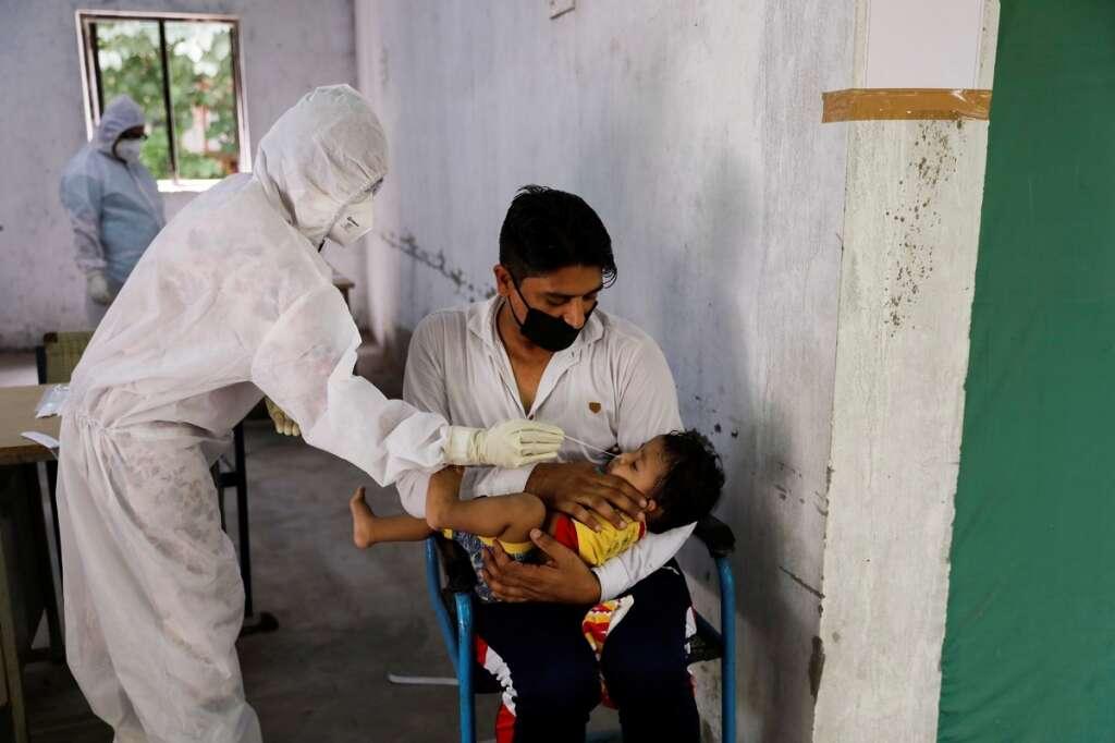 India, record, daily, rise, coronavirus, Covid-19, cases, Chennai, locked down, outbreak
