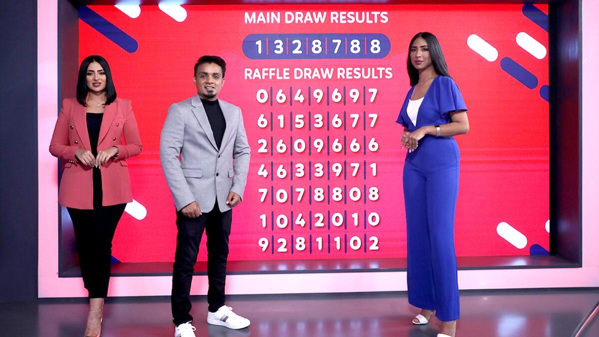 UAE: 7 winners take home Dh77,777 each at Emirates Draw