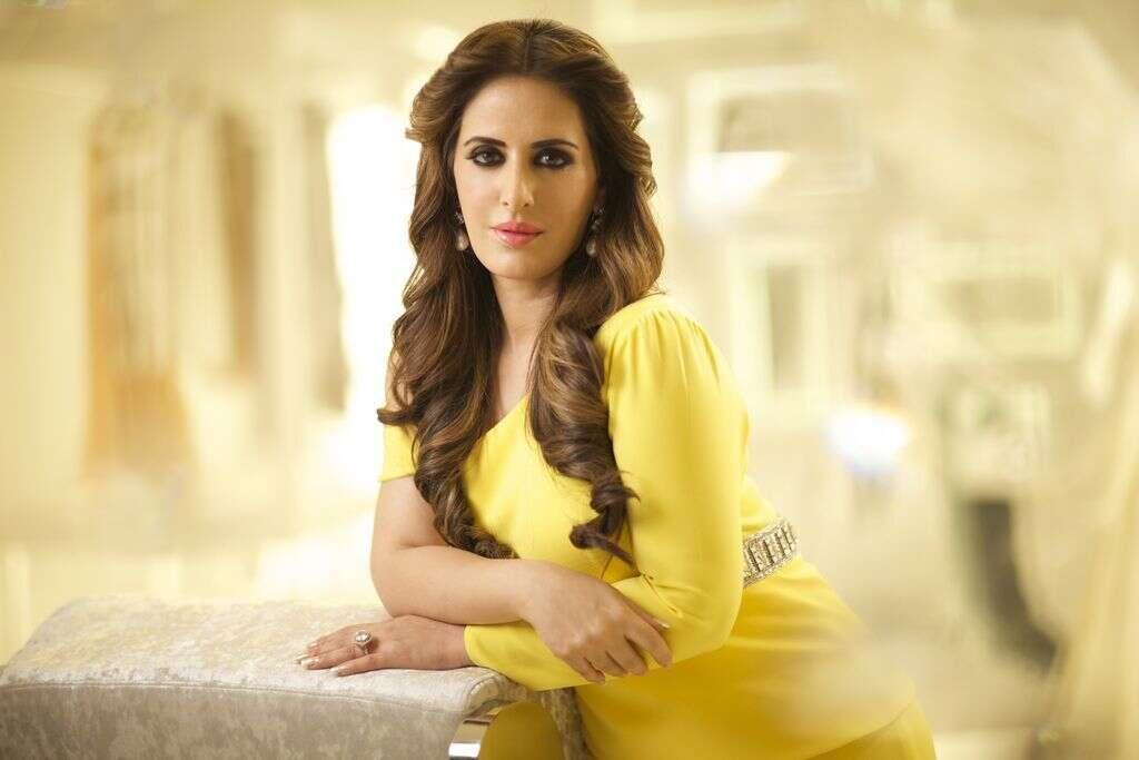 Pria Kataria Puri To Showcase Racy Designs In Dubai News Khaleej Times