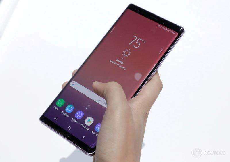 Here's how much Samsung Galaxy Note 9 will cost in UAE - Khaleej Times