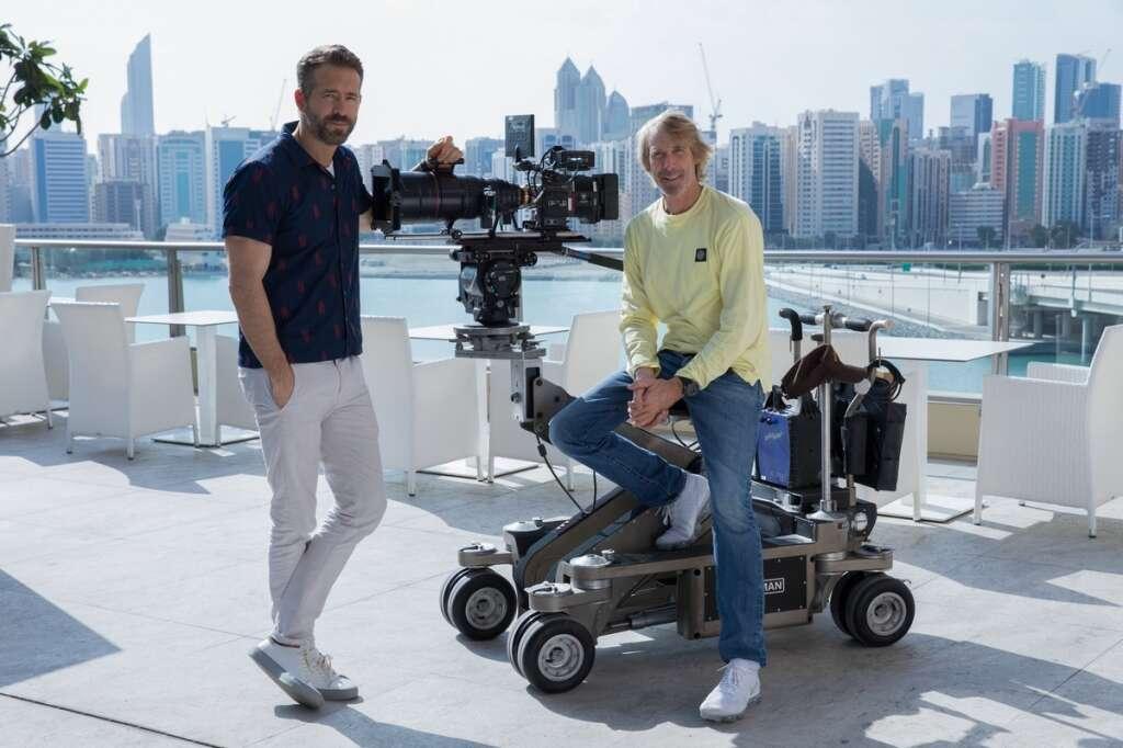 WATCH: Michael Bay makes Abu Dhabi fan video