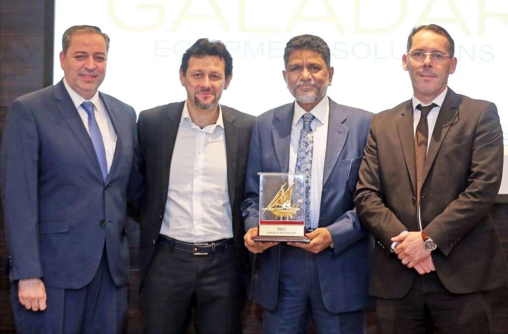 Galadari Brothers unit is JCB's 'Dealer of the Year' - Khaleej Times