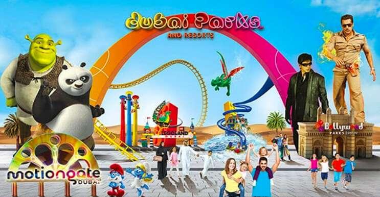 Dubai parks and resorts, DXB entertainments, legoland hotel, Ramadan 2020