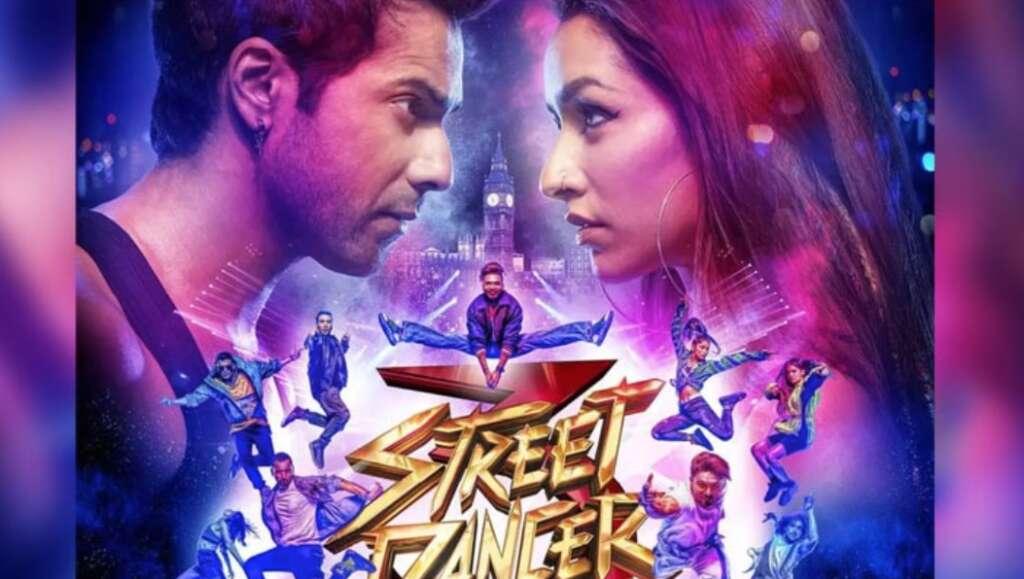 Street Dancer 3D movie review, Varun Dhawan, Shraddha Kapoor, Sachin-Jigar, Tanishk Bagchi, Badshah, Guru Randhawa, Harsh Upadhyay, Prabhu Deva