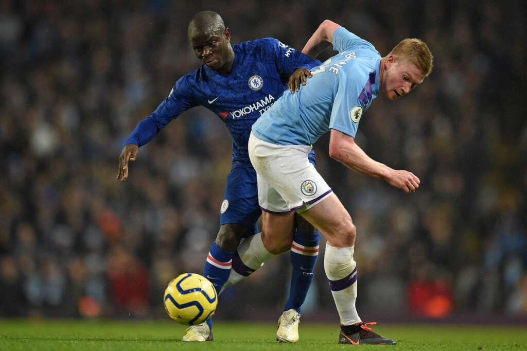 Man City prepared to dig deep after Chelsea win, says De Bruyne