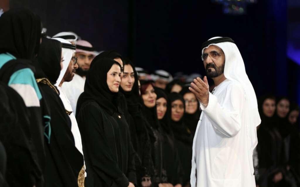 Half, UAE Mars mission, leaders, women, Minister