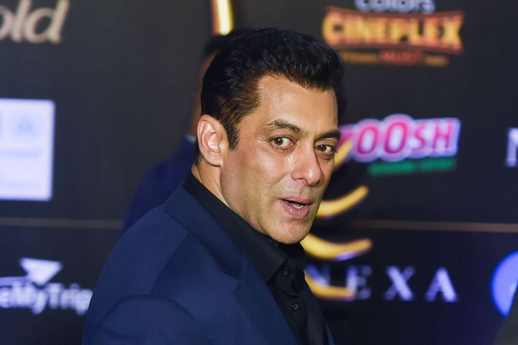 Salman Khan, Radhe Your Most Wanted Bhai