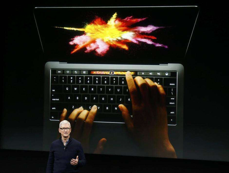 Apple announces upgrades, lower prices for MacBook Air, Pro