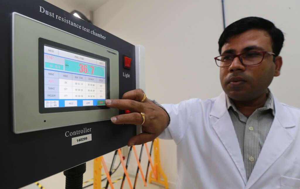 UL opens first safety test lab in Abu Dhabi - News | Khaleej