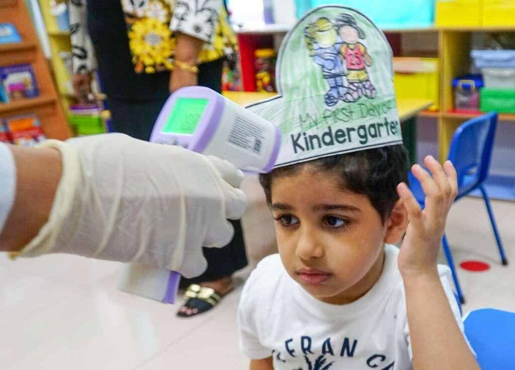 Coronavirus, Sharjah schools, reopen, 25%, capacity