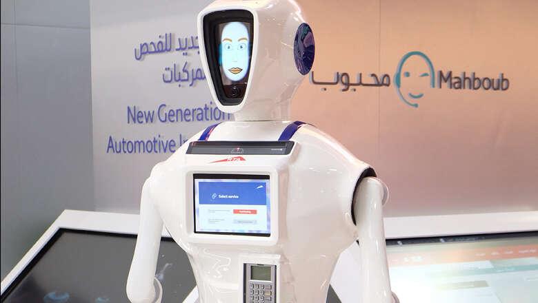 Soon, robot to conduct vehicle testing in Dubai