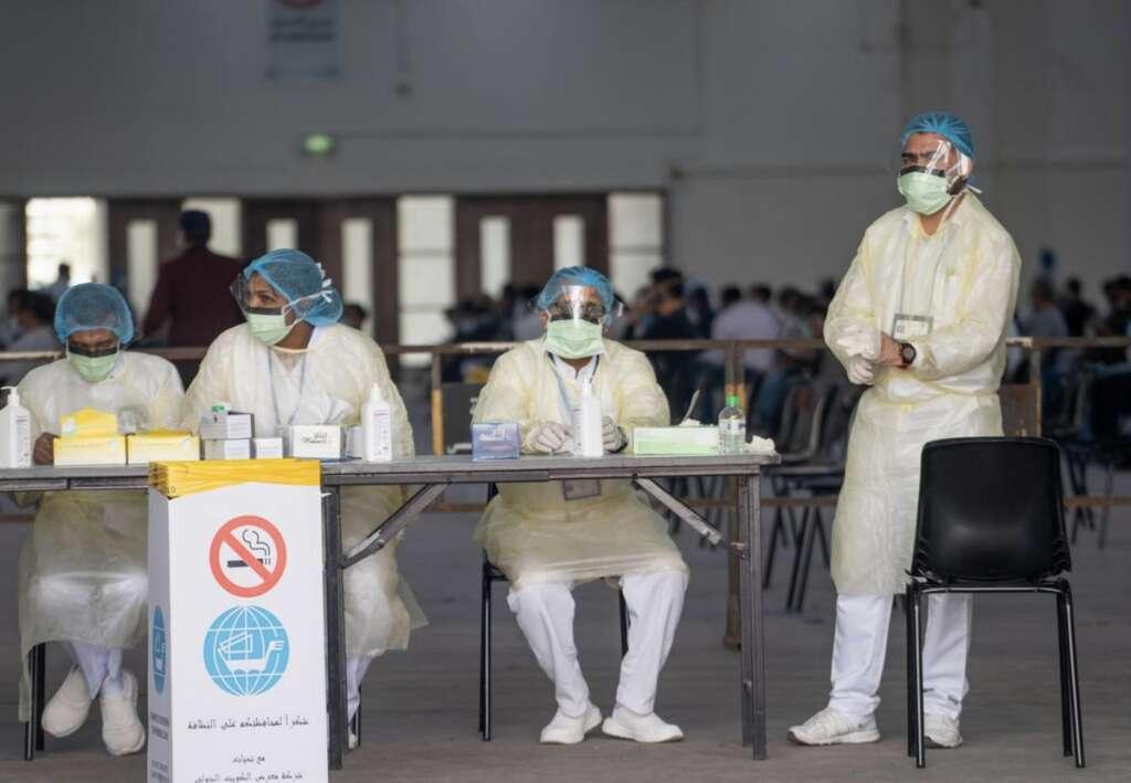 Coronavirus, Kuwait, reports, new, 643 Covid-19 cases, 610 recoveries