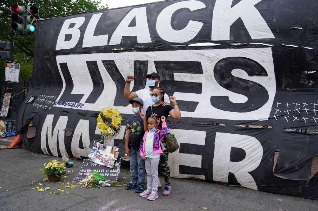 Black Lives Matter, protests, United States, George Floyd, killing, police