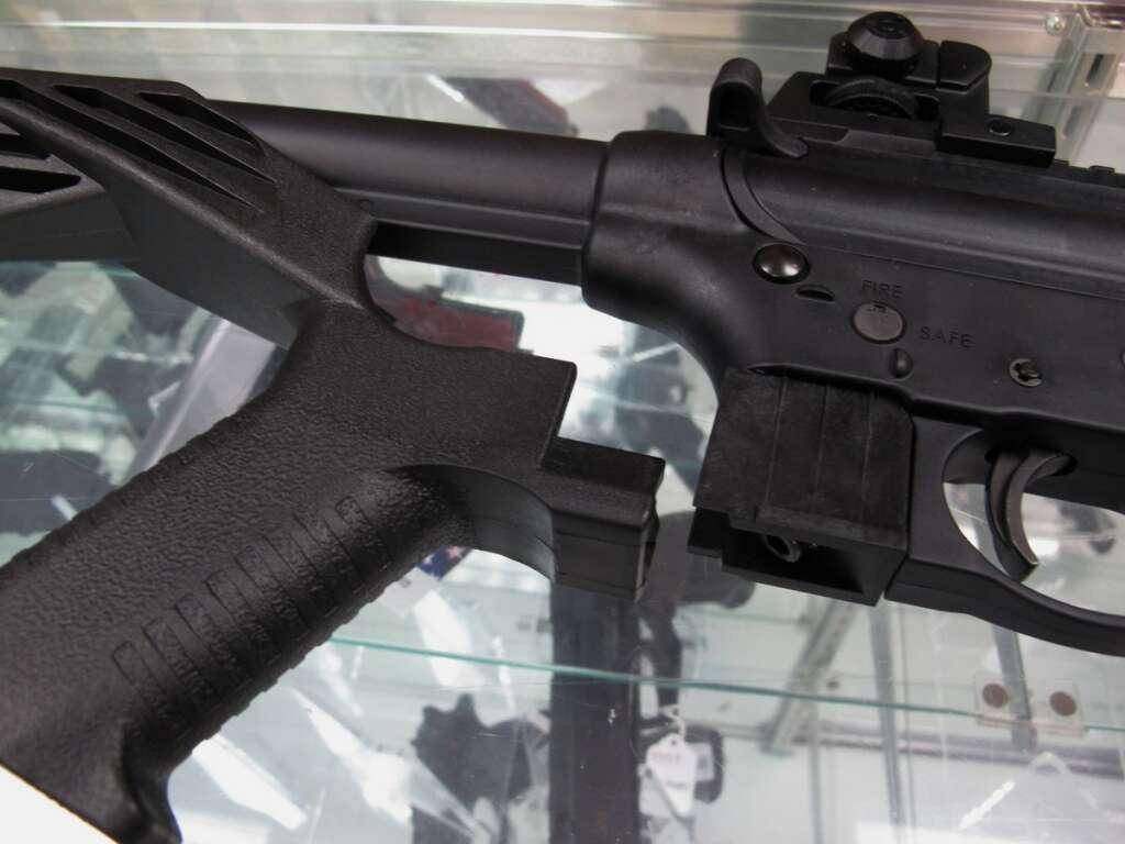 Vegas gunman had device that lets guns fire like automatic