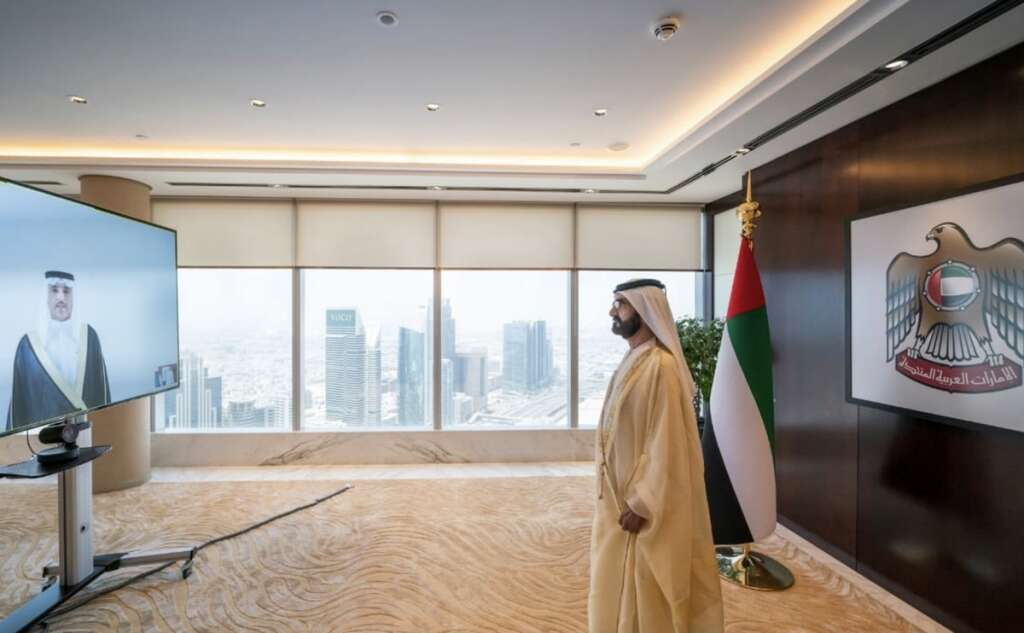 New UAE Cabinet, sworn in, Sheikh Mohammed, swearing-in ceremony