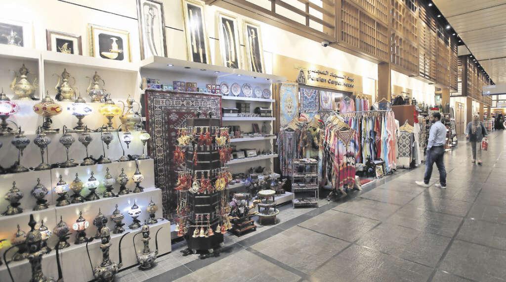The Abu Dhabi Souk, oasis of serenity and unity - Khaleej Times
