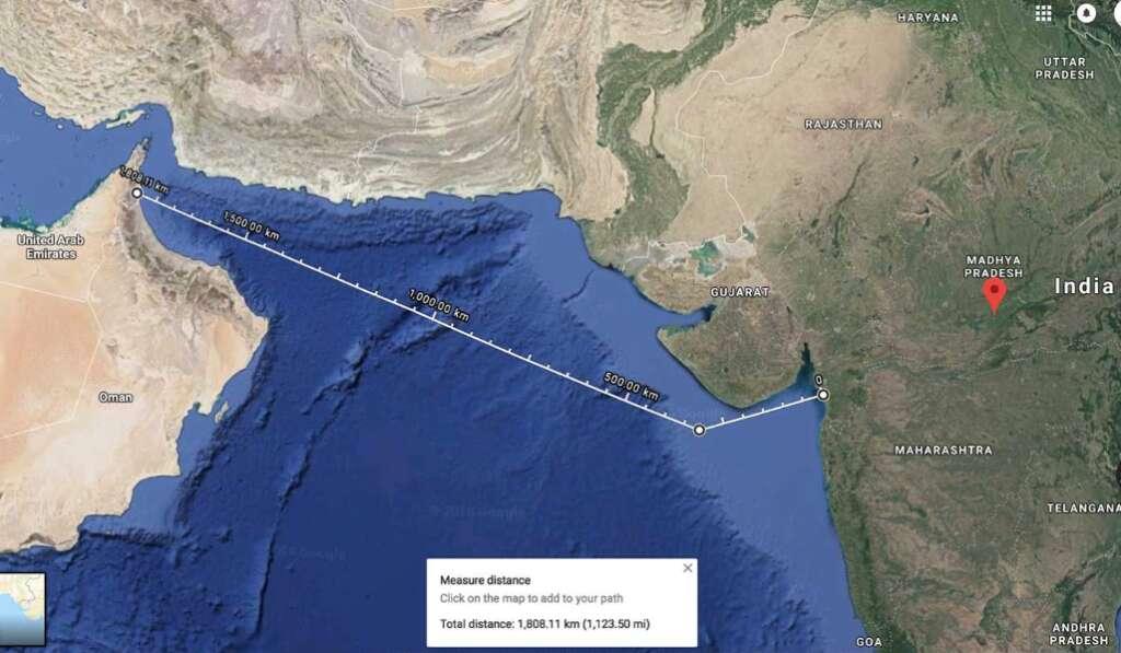 Underwater rail travel between UAE and Mumbai? - News