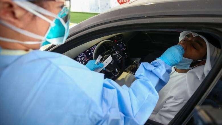 Coronavirus, covid19, Fines, legal action, PCR test, Abu Dhabi