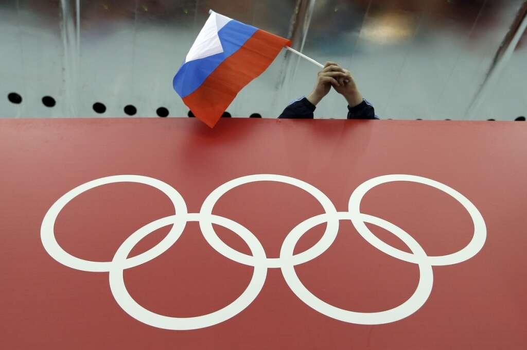 Russian athletes, World Anti-Doping Agency, Olympics