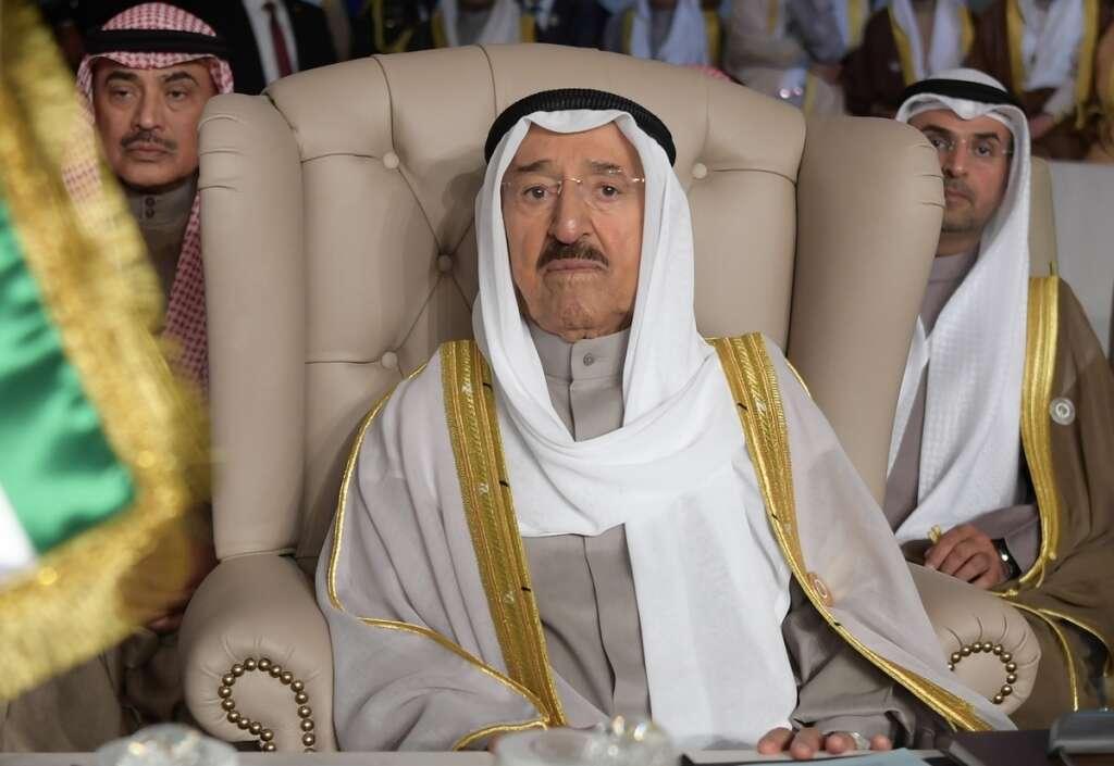 kuwait emir, kuwait amir, sheikh sabah, kuwait ruler dies, kuwait ruler passes away