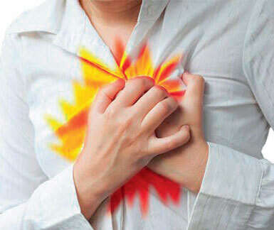 Residents ignore acid reflux, 30% of population affected