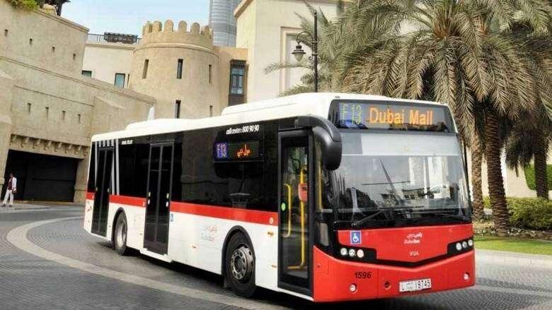 propose, new dubai, bus routes, rta app, bus, route, propose