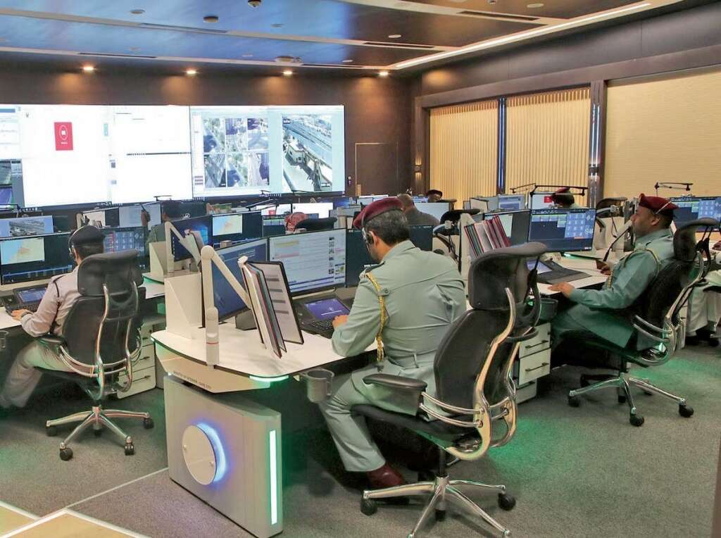 The Smart Map system and visual alert option at the operations room will help reduce crime.