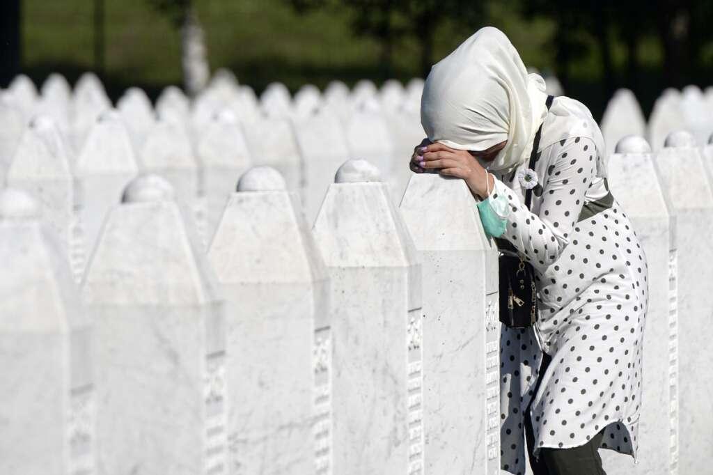 Bosnia, Srebrenica, massacre