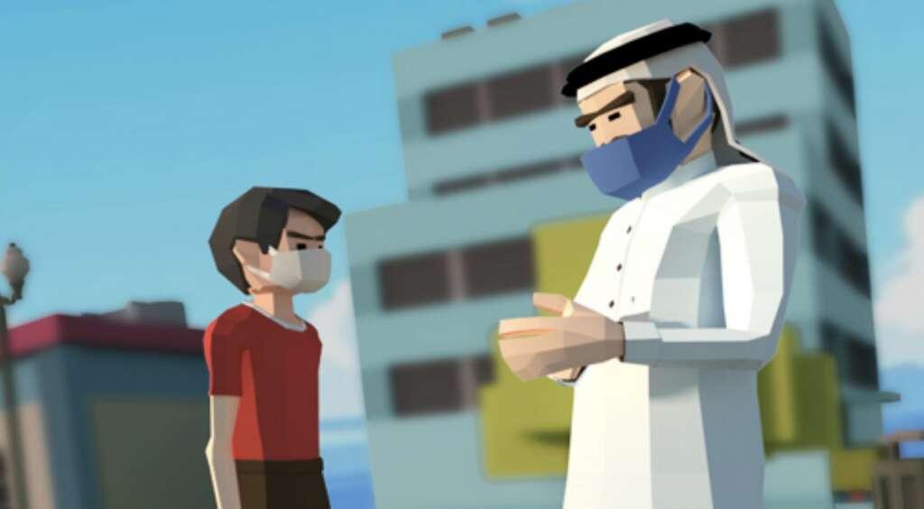 Combating coronavirus, covid19, Dubai Police, launch, new game, raise awareness, against, Covid-19
